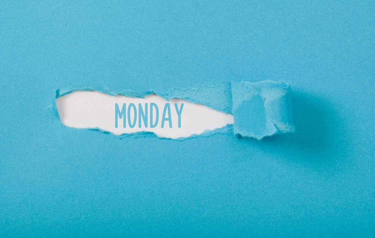 Blue Monday 11118