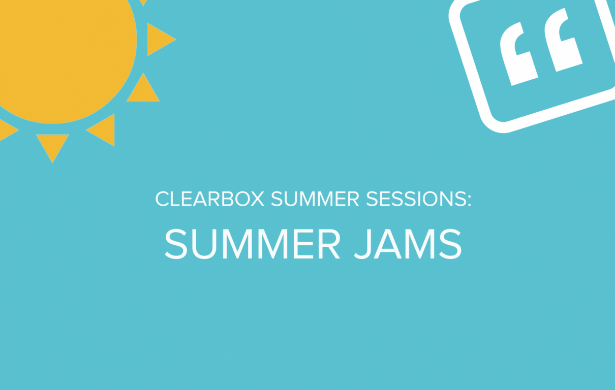 CLEARBOX SUMMER SESSIONS