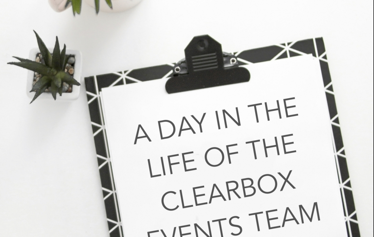Clearbox events