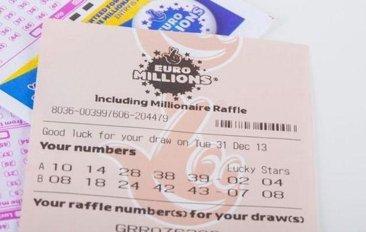 Euro Millions UK jackpot 1144501