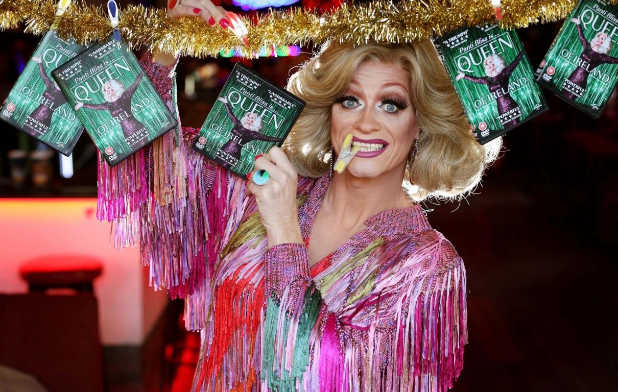 Panti Bliss Xmas DVD The Queen of Ireland 05