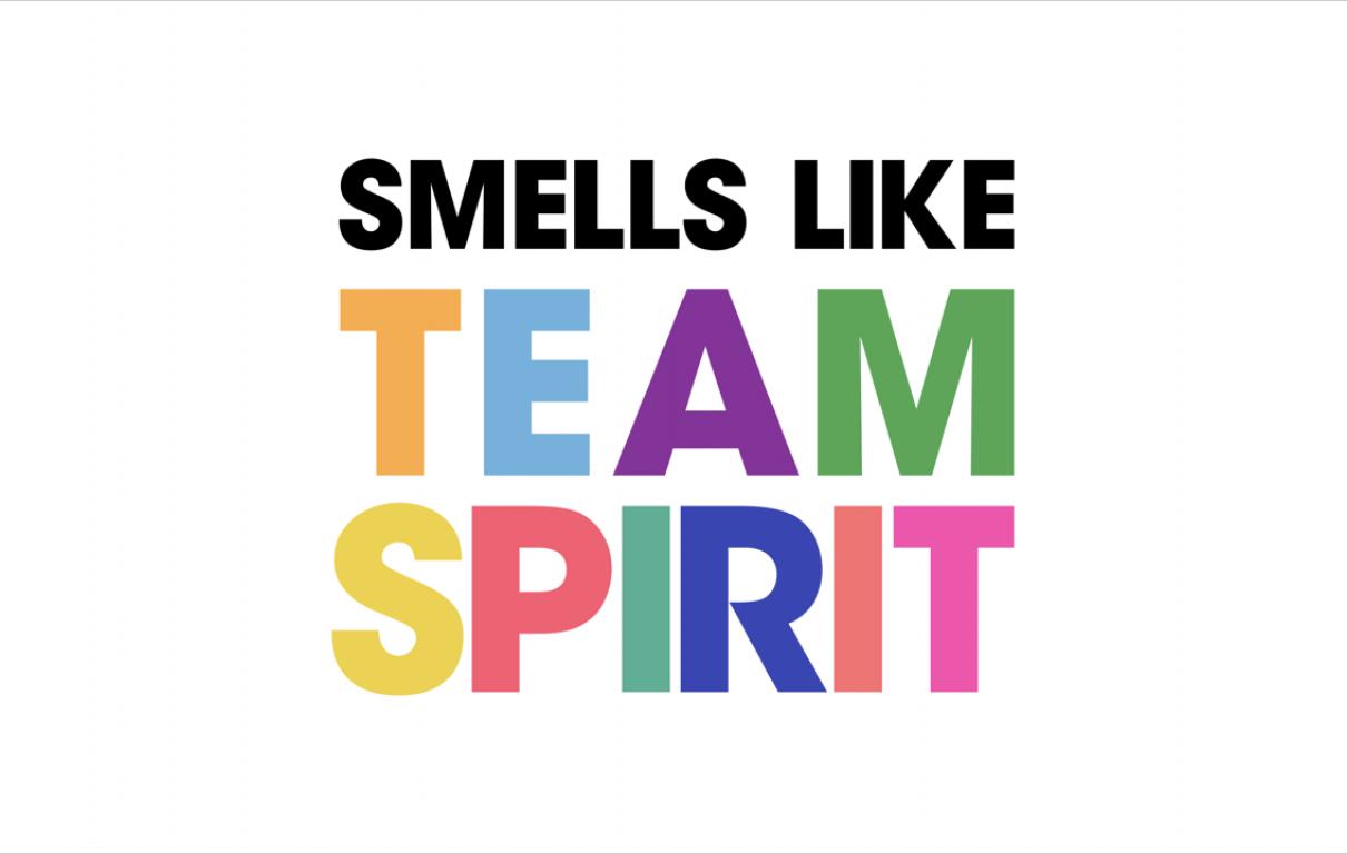 Smells Like Team Spirit 01
