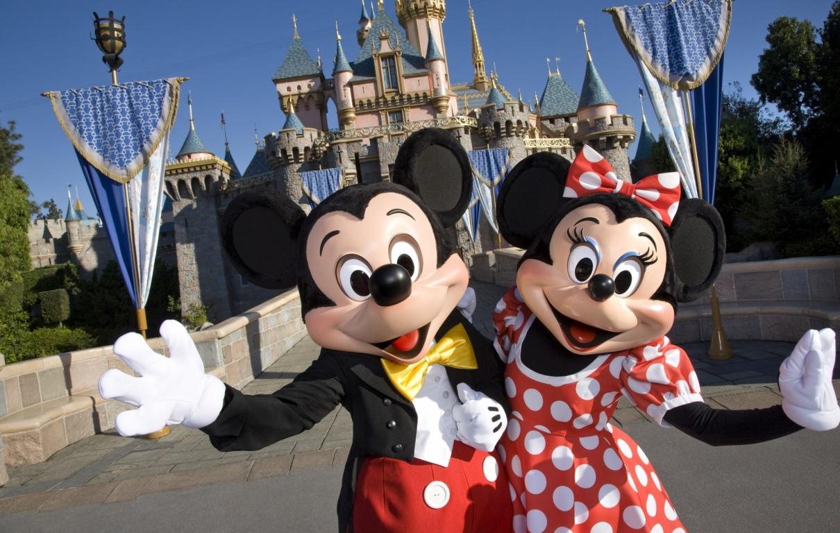Disney mouse