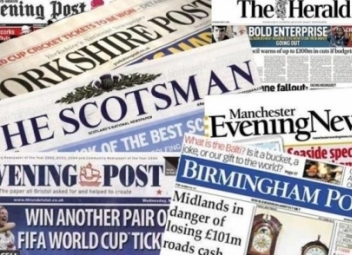 Lockdown Diaries #5: regional media